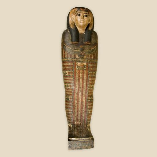 Inamun coffin lid