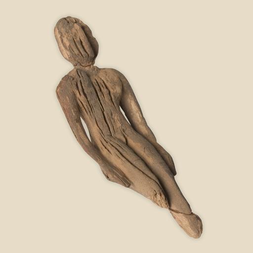 Harpocrates figure