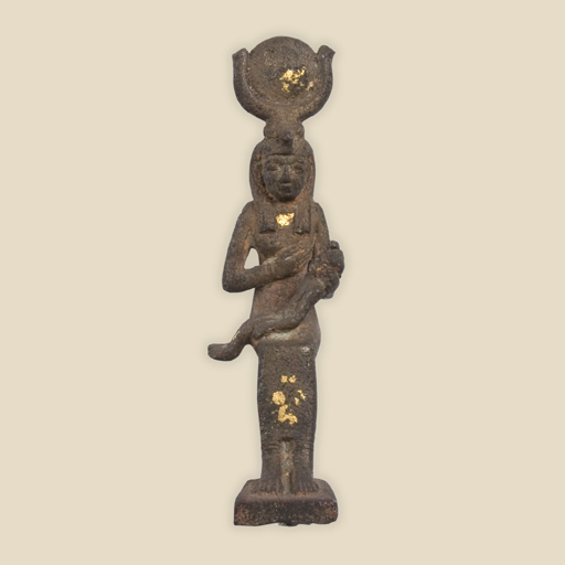 Isis & Horus figure
