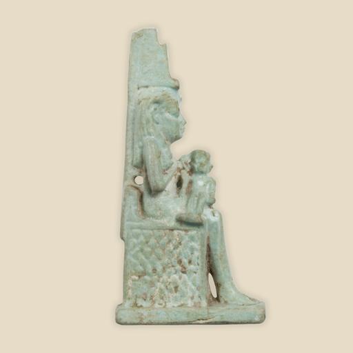 Isis & Horus amulet