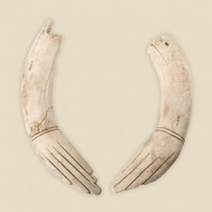 ivory clappers