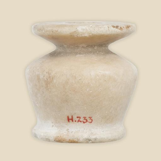 wide rimmed pot