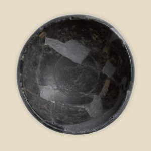 bowl with core mark
