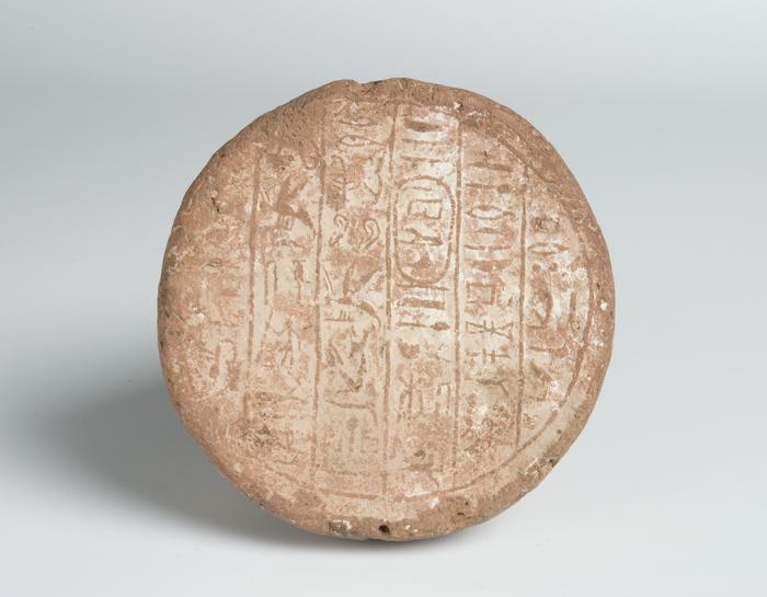 funerary cone Ramose