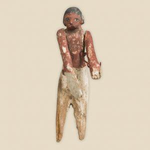 Tomb model figure